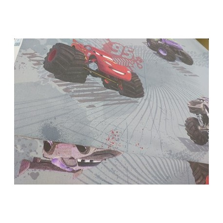 Tela Disney Cars