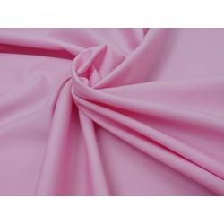 Raso de algodon rosa bebe