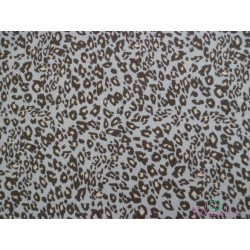 Villela animal print azul