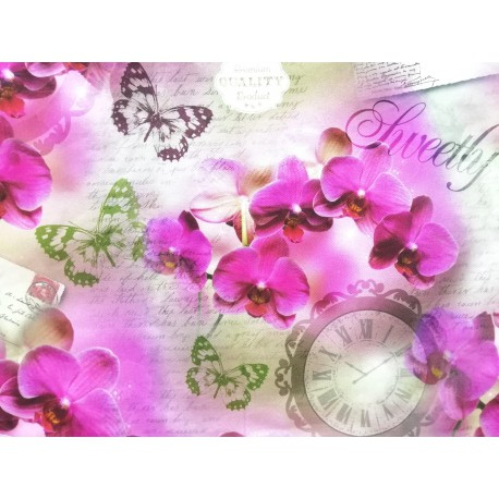 Sarga floral