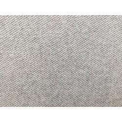 Franela jaspeada gris