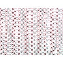Tela de  algodón con motivos marineros II
