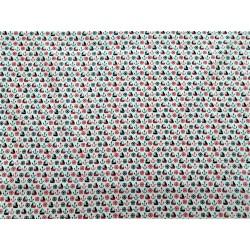 Tela de  algodón con motivos marineros III