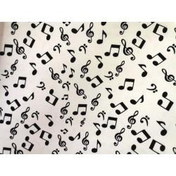TELA NOTAS MUSICALES