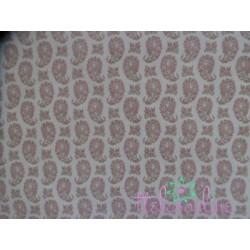 Villela cachemires minis en rosado y gris